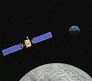2018  China U2019s Far Side Moon Probe And Relay Satellite