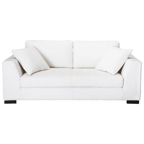 nettoyage canapé cuir blanc canapé blanc canapés fauteuil