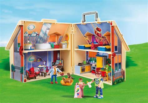 maison transportable 5167 playmobil 174