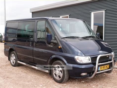 ford transit tdci dc cool edition   vans