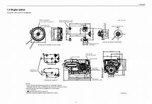 Yanmar Marine Engine Part Diagram