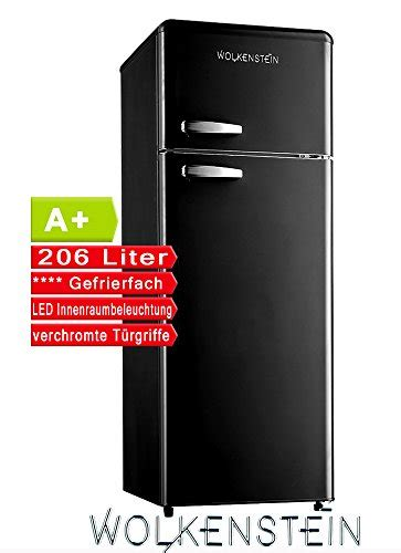 Retro Kühlschrank Siemens by Retro K 252 Hl Gefrier Kombination Schwarz Matt Gk212 4rt A