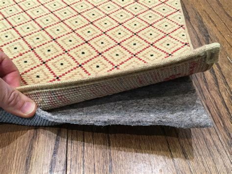 Rug Gripper Non Slip Rug Pad Recycled Fiber Felt and