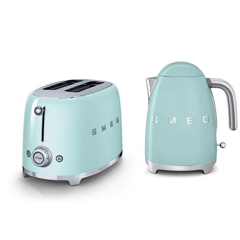 teal kettle and toaster set aqua kettle and toaster set home decorating ideas