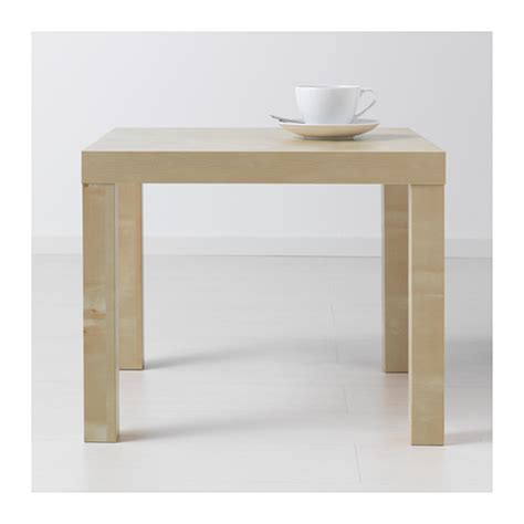ikea coffee tables and end tables lack side table birch effect 55x55 cm ikea