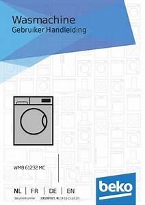 Beko Wmb 61232 Mc Washing Machine