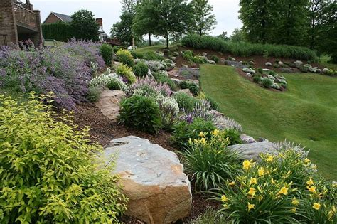 landscaping hillside landscaping with big rocks on hillside landscaping pinterest rocks beautiful and rock on