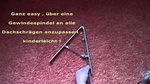 Schränke Für Schräge Wände : universalhalter f r schr ge w nde dachschr gen ec ~ Michelbontemps.com Haus und Dekorationen