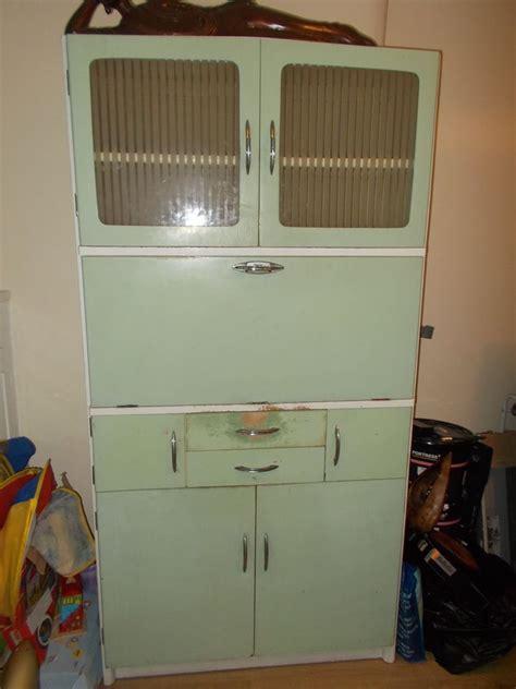 Hygena Kitchen Cupboards by Vintage 1950 S Hygena Kitchenette In Green Retro Home