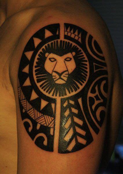 maori lion tattoo tattoos pinterest maori tattoo