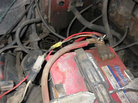Loom Wiring For 89 Dodge Truck by Look What I Got Away With Fusible Link Ih8mud Forum
