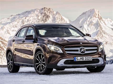 jeep mercedes 2015 mercedes benz gla crossover suv to be manufactured in