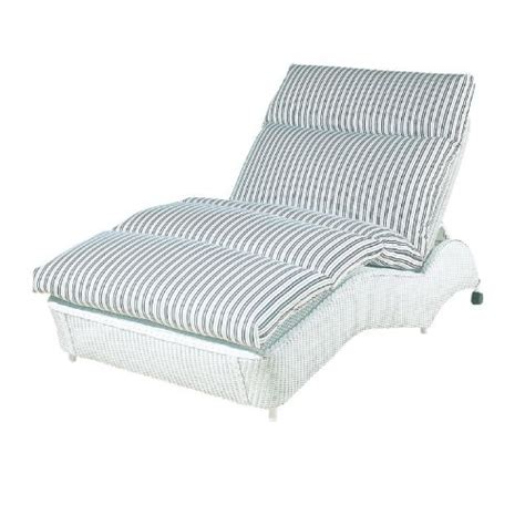 lloyd flanders replacement cushions wicker chaise