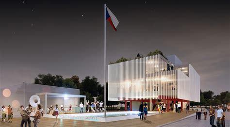 Czech Republic Pavilion Expo 2015 By Chybik + Kristof