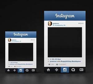 Photo props, Instagram frame and Instagram on Pinterest