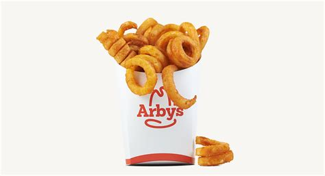 arbys snack curly fries