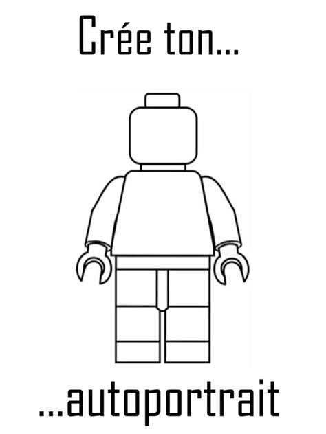 coloriage lego  dessins  imprimer gratuitement