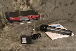Sennheiser Ew100 G2 Wireless Diversity Hardheld Microphone