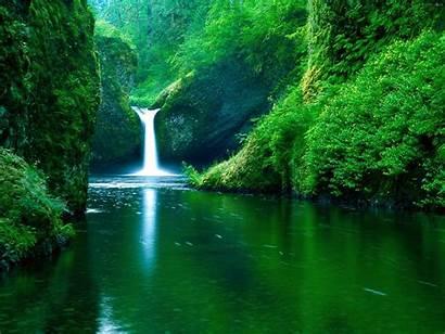 Waterfall Wallpapers Waterfalls Falls Fall Sunny Computer
