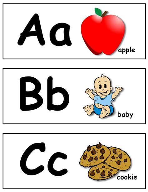 noodle sandwich alphabet sounds flash cards 877 | Preschool ABC Flash Cards Page 001