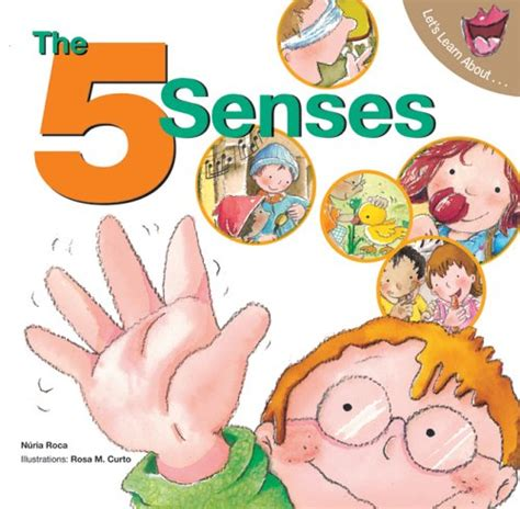 how to teach the 5 senses to 865   514PQ37MMNL