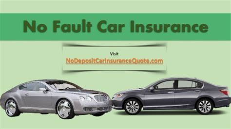 Cheapest No Fault Car Insurance At Affordable Rats