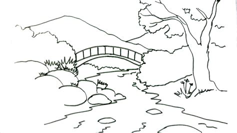 white meadow lake preschool how to draw a river in easy steps for children 296