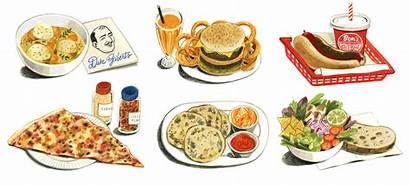 Dishes Dc Shaped Eats Graphics Topper Going