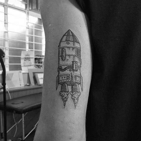 arm rocket tattoo  tattoo ideas gallery
