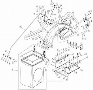 Billy Goat Mv650h Parts Diagram For Hood Assembly