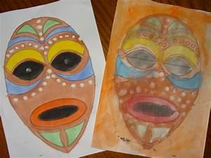 Masque Pour Peinture : nos masques africain ~ Edinachiropracticcenter.com Idées de Décoration