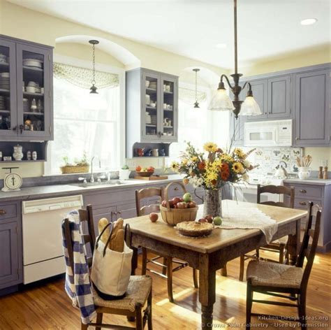 american country kitchen kitchen of the day early american kitchen by crown point 1229