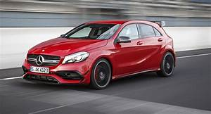 Mercedes Benz Classe A Amg : 2016 mercedes benz a class amg a45 pricing and specifications styling boost upgraded features ~ Medecine-chirurgie-esthetiques.com Avis de Voitures
