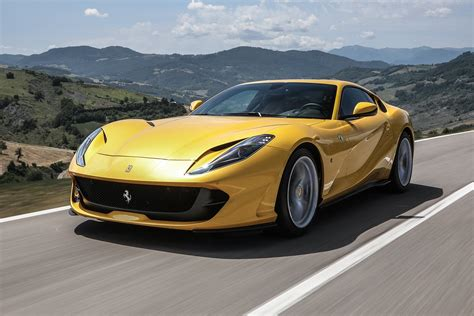 Review 812 Superfast by 2018 812 Superfast Review