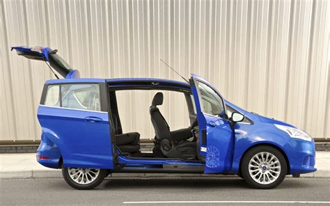 Cars With Sliding Doors : The New Ford B-max Is Your Sliding Doors Moment