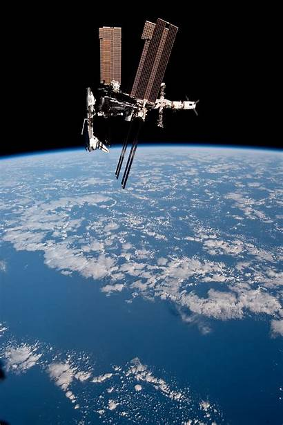 Nasa Iss Station Shuttle Space Wallpapers International