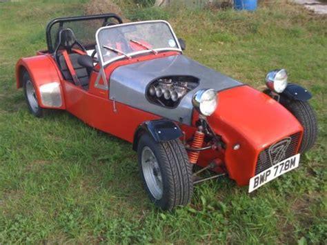 Locost 7 Kit Car (not Westfield, Caterham, Robin Hood