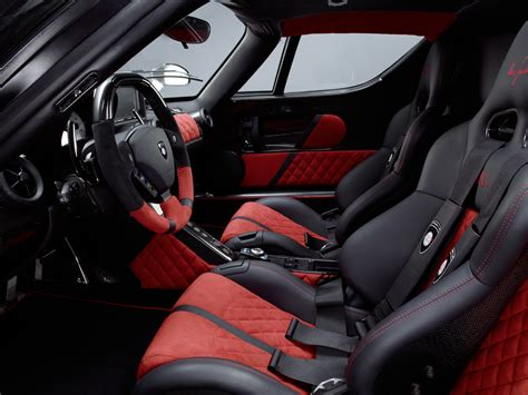Gemballa Mig U1 Super Sports Car Interior