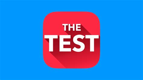 The Test: Fun For Friends! For Iphone