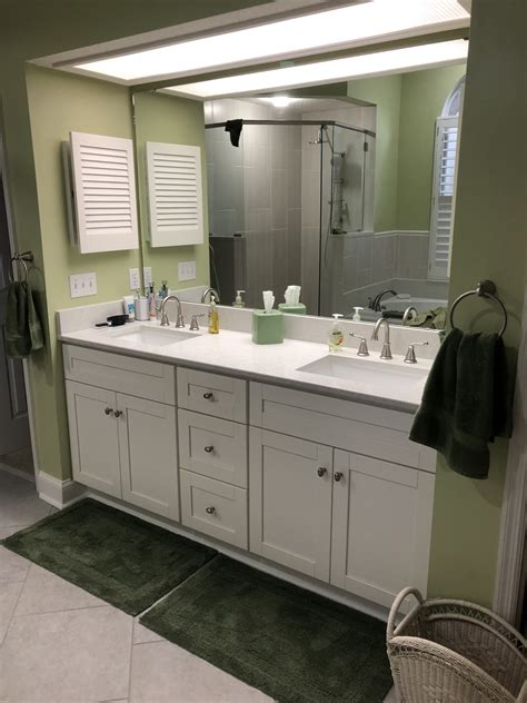 cabinets   customer remodels gallery linville bathroom