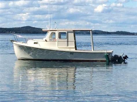 rosborough pocket cruiser trawler midcoast yacht