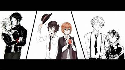 Bungou Stray Dogs Couples