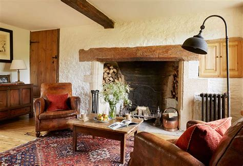 Renovation Of A Cotswold Stone Country Home-period Living