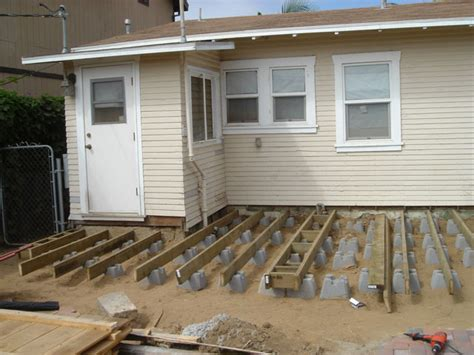floating deck without footings ground level floating deck redflagdeals forums