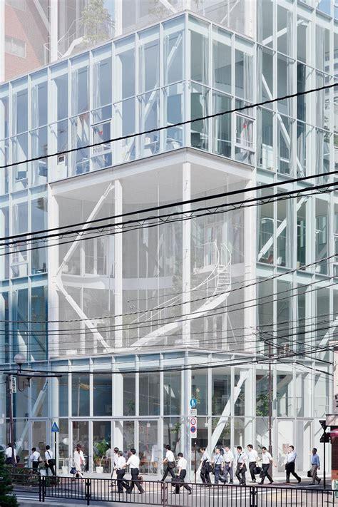 ii shibaura house  tokyo  kazuyo sejima metalocus