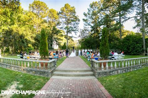 norfolk botanical gardens wedding photography
