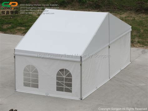 buffet marquee tents with bar banquet tables and