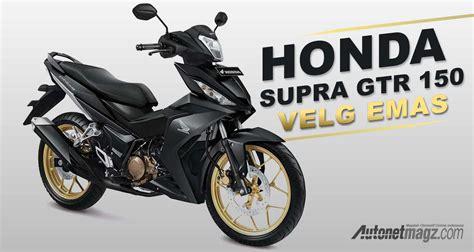 Honda Supra Gtr 150 Image by Honda Supra Gtr 150 Exclusive Velg Emas Cover
