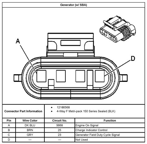 similiar 4 wire alternator wiring diagram keywords gm 4 wire alternator wiring diagram 4 wire chevy alternator wiring