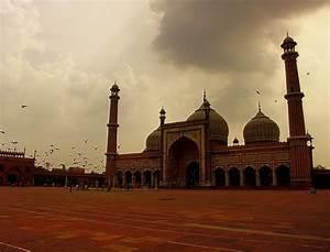 Jama Masjid History, Location & Facts